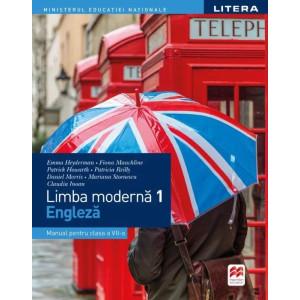 Limba modernă 1 - Limba engleză. Manual. Clasa a VII-a