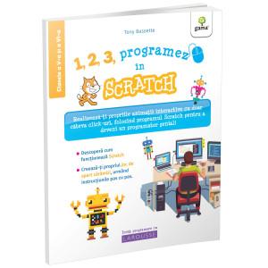 1, 2, 3, programez în Scratch