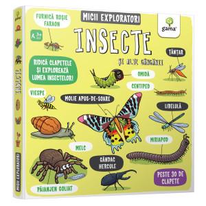 Insecte și alte gângănii