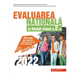 Evaluarea Națională 2022 la finalul clasei a II-a. 30 de teste după modelul M.E. pentru probele de scris, citit și matematică