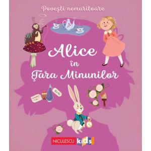 Povești nemuritoare: Alice în țara minunilor