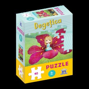 Degețica: Puzzle