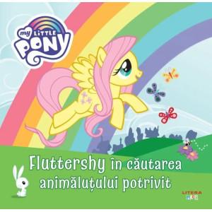 My Little Pony. Fluttershy în căutarea animalutului potrivit