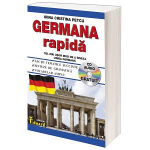 Germană Rapidă Cu CD