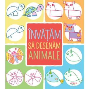Învățăm să desenăm animale
