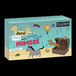 Jocul meu pentru învățare rapidă - Numere (Duden)