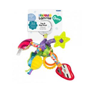 Jucărie Lamaze multifuncțională