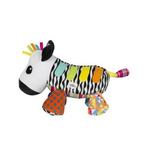 Jucărie Lamaze, Zebra pianistă