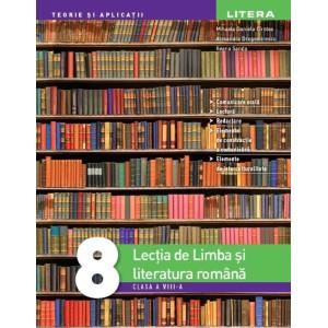 Lecția de Limba și literatură română. Clasa a VIII-a