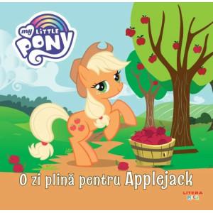 My Little Pony. O zi plină pentru Applejack