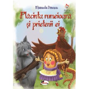 Placinta rumeioară și prietenii ei