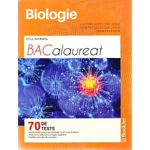 Biologie - Bacalaureat - 70 de teste - Anatomie și fiziologie umană. Genetică și ecologie umană - clasele XI-XII