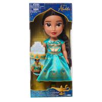 Păpușa Jasmine cu rochie turcoaz
