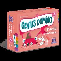 Genius domino - Fracții și zecimale