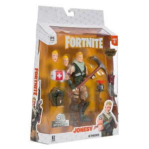 Fornite Set Figurină Articulată Și Accesorii Legendary Series - Jonesy