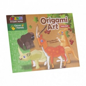 Joc Arta origami, Momki