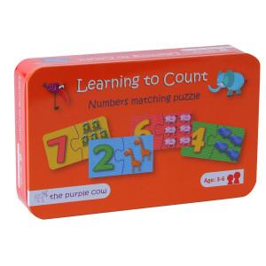 Joc educativ Momki, Învățăm să numărăm