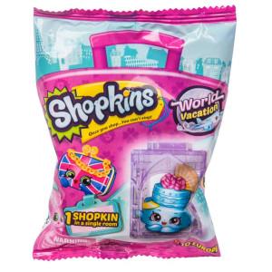 Shopkins figurină + căsuță folie