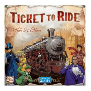 Joc Ticket to Ride Asmodee