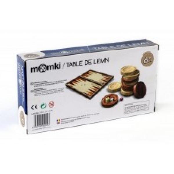 Table de lemn MomKi +6ani
