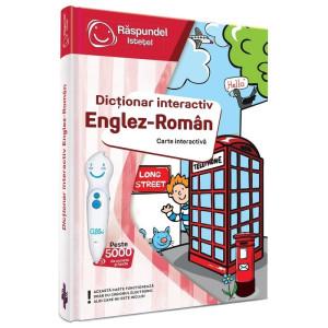 RĂSPUNDEL ISTEȚEL. Dicționar Englez-Român