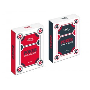 Cărți Poker Din Plastic, Cayro