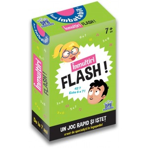 Sunt imbatabil: Înmulțiri flash!