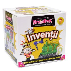 Joc Educativ Brainbox Invenții