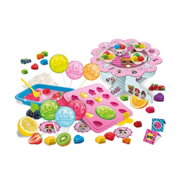 LOL SURPRISE - Creează acadele și bomboane