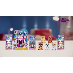 Figurină interactivă Cățeluș OMG S2 W2