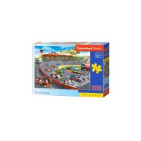 Puzzle Castorland - Formula Racing, 100 piese