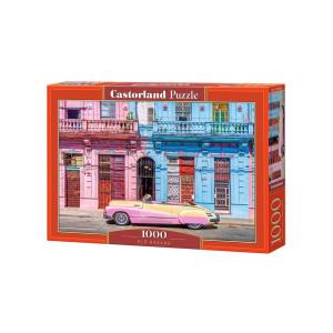 Puzzle Castorland - Old Havana, 1000 piese