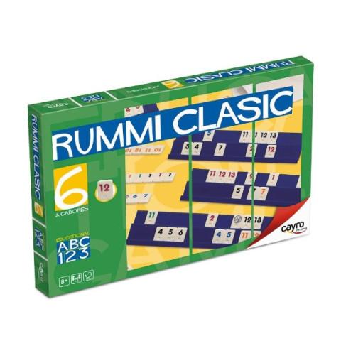 Joc Remi Clasic 6 Jucători, Cayro