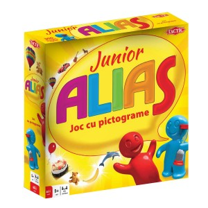 Joc de societate Alias Junior