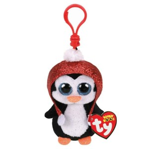 Breloc pinguinul GALE (8.5 cm)