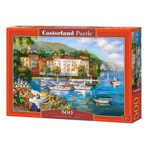 Puzzle Harbour of Love, 500 piese