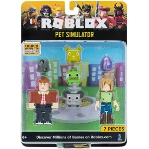 Roblox Celebrity Blister 2 Figurine
