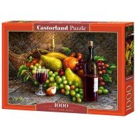Puzzle Fruit and Wine, 1000 piese
