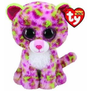 Pluș Leopardul Roz Lainey,15 cm, Ty