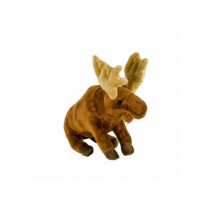 Jucărie de pluș - Elan, 18 cm, MomKi