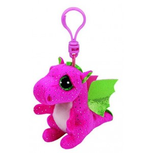 Breloc Dragonul Darla, 8.5 cm, TY