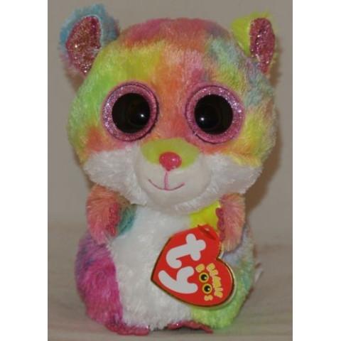 Pluș Hamsterul Rodney, 15 cm, TY