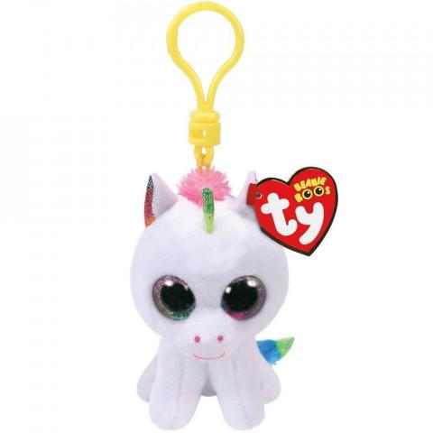 Breloc Unicornul Pixy, 8.5 cm, TY