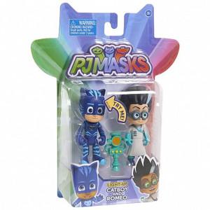 Figurine cu lumini: Pisoi și Romeo W2