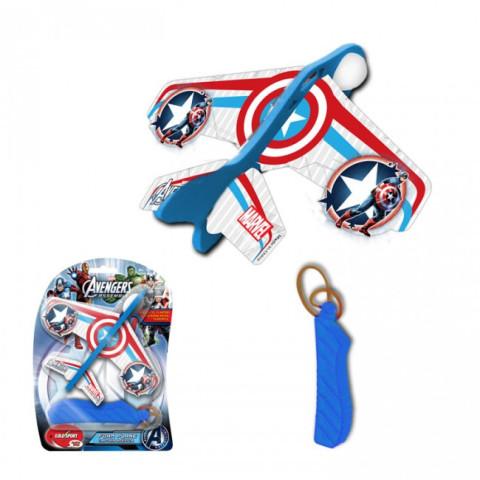 Avion Din Spumă Poliuretanică, Captain America, Eolo
