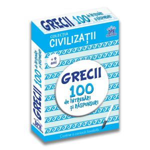 Civilizații: Grecii - 100 de întrebări și răspunsuri