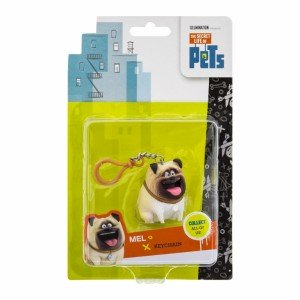 Figurină Breloc Mel, The Secret Life Of Pets