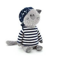 Buddy the Pirate Cat 30 cm