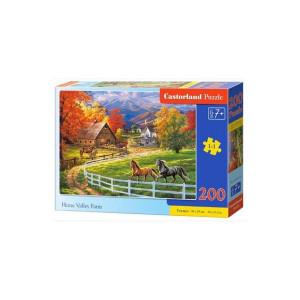 Puzzle Castorland - Horse Valley Farms
