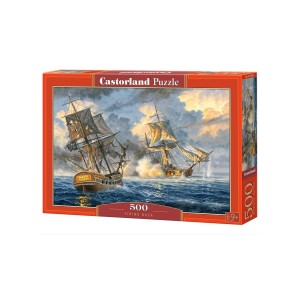 Puzzle Castorland - Firing Back, 500 piese